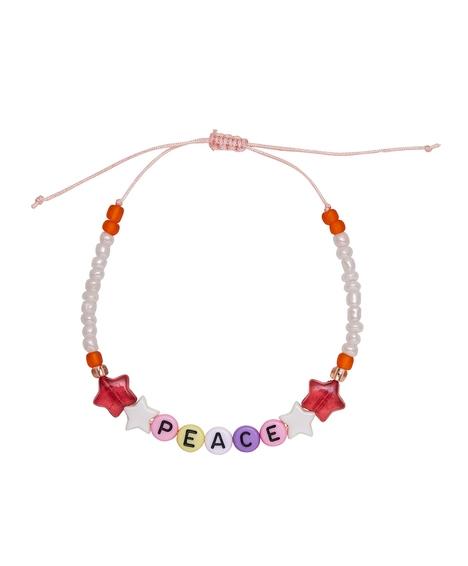 PEACE CRAFTY BRACELET