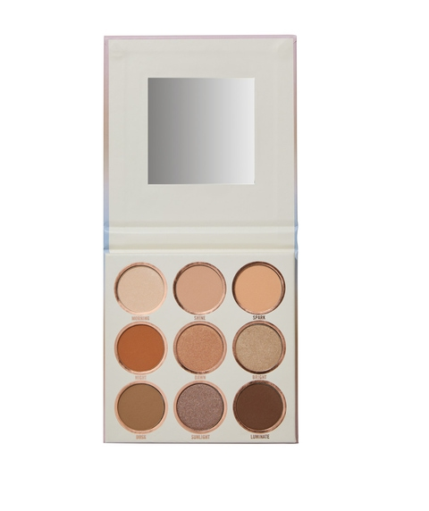 NATURAL LIGHT - EYESHADOW PALETTE