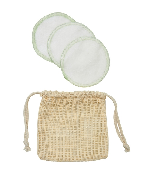 DOWN TO EARTH - BAMBOO TRIO WITH WASH BAG