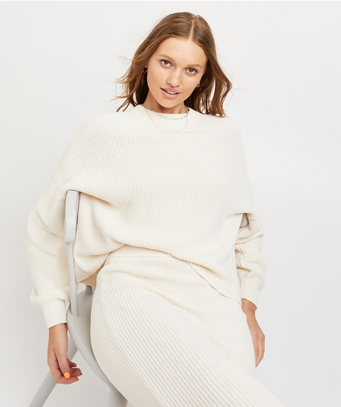 KNIT JUMPER CO--ORD