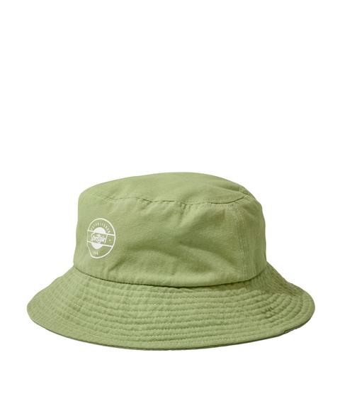 REWIND BUCKET HAT - WASHED KHAKI