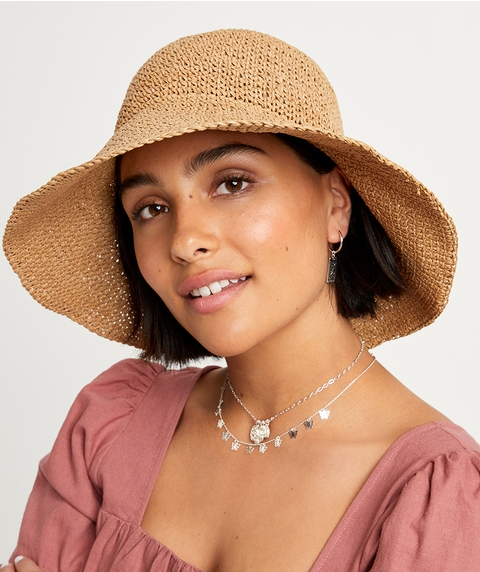 MOLLY PACKABLE SUN HAT