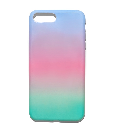 7+/8+ PASTEL OMBRE PHONE CASE
