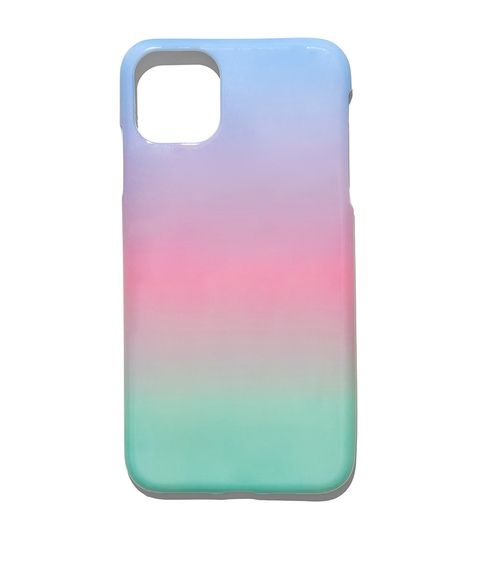XSM/11PM PASTEL OMBRE PHONE CASE