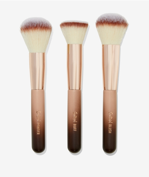 BRUSH WITH FAME - FACE BRUSH TRIO - OMBRE