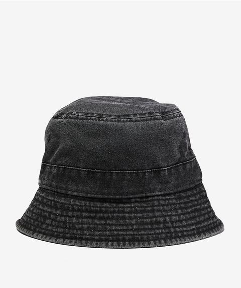 NORA DENIM BUCKET HAT