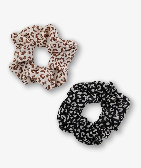 ANIMAL SCRUNCHIE PACK
