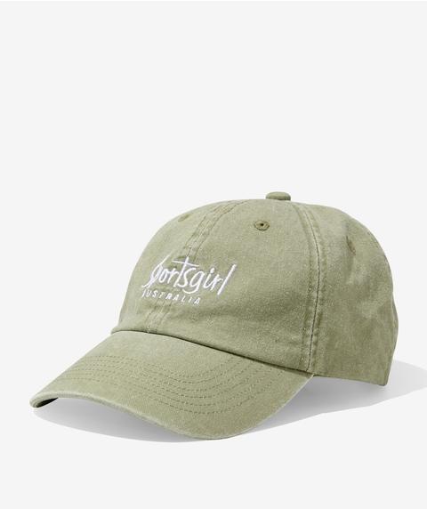 REWIND BASEBALL CAP - SAGE