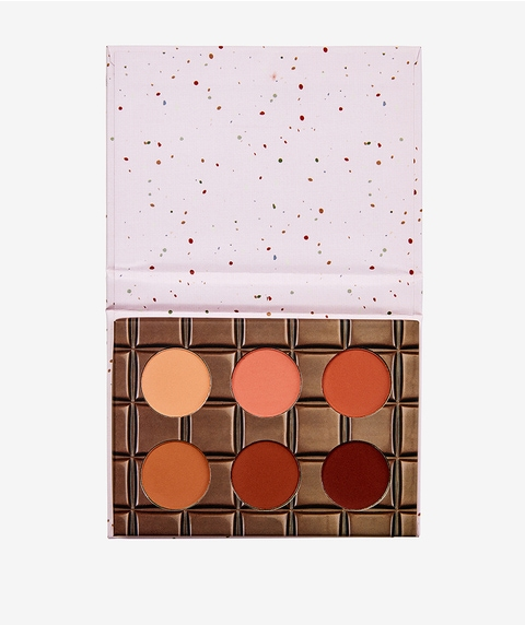 CREAM CARAMEL – EYESHADOW PALETTE