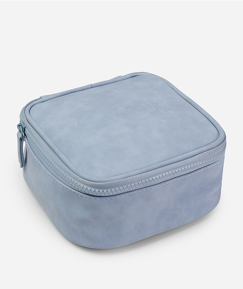 TILLY RAISED LOGO BEAUTY BAG