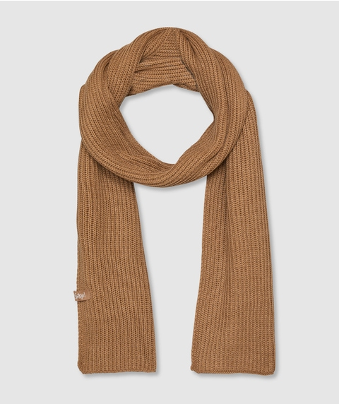 REWIND RECYCLED RIBBED SCARF
