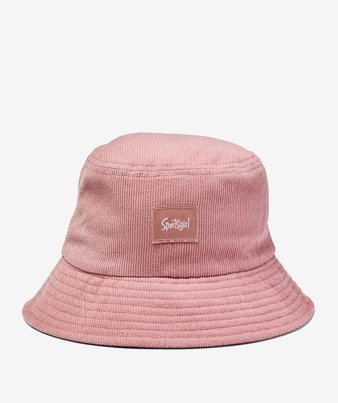 REWIND CORD BUCKET HAT