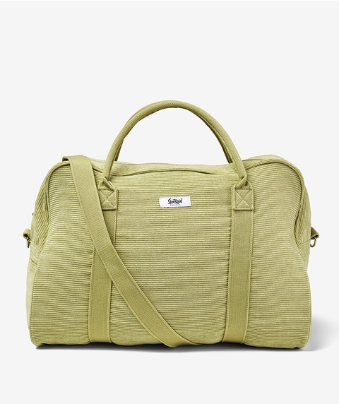 LIME CORD DUFFLE BAG
