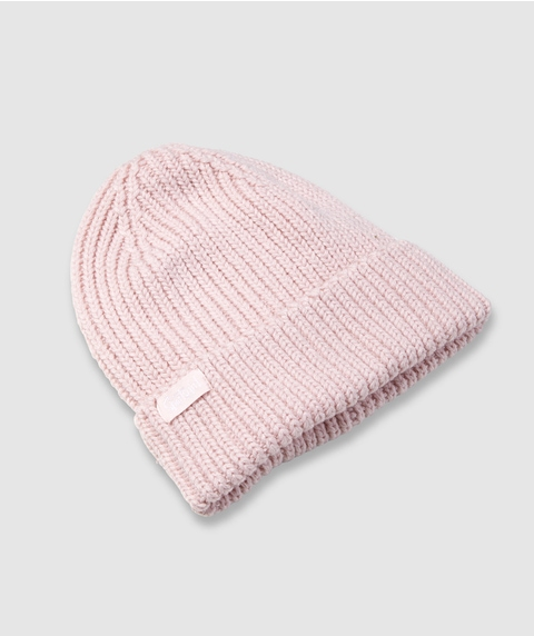 REWIND RECYCLED RIBBED BEANIE