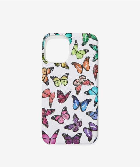 IPHONE 12 MINI COLOURFUL BUTTERFLY PHONE CASE