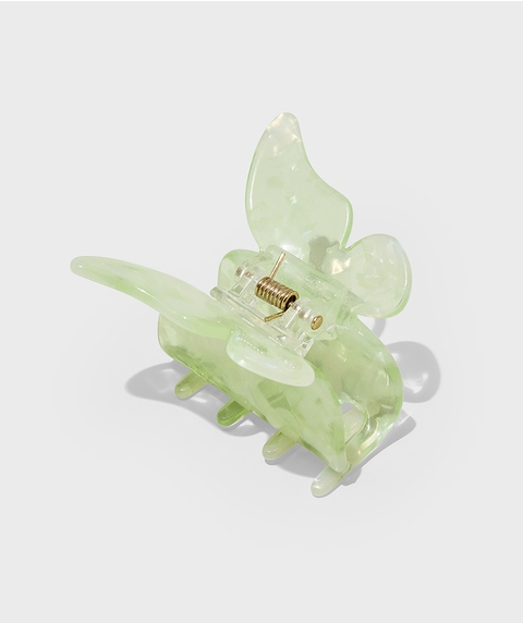 LIME BUTTERFLY CLAW
