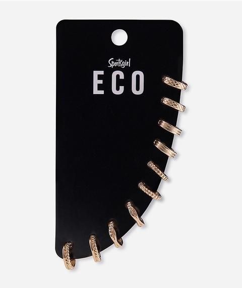 ECO - GOLD MINI HOOP PACK