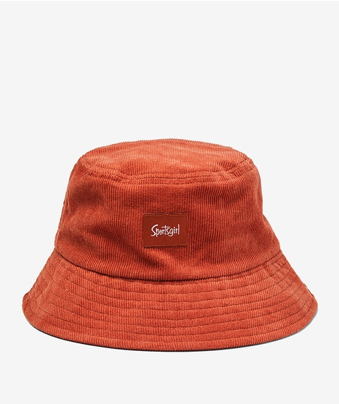 REWIND CORD BUCKET HAT