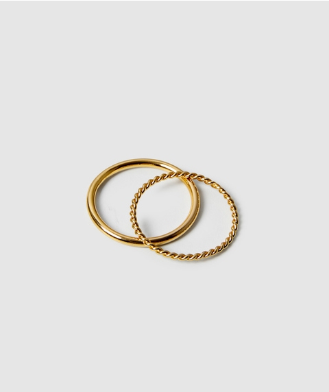 24K GP FINE RING PACK