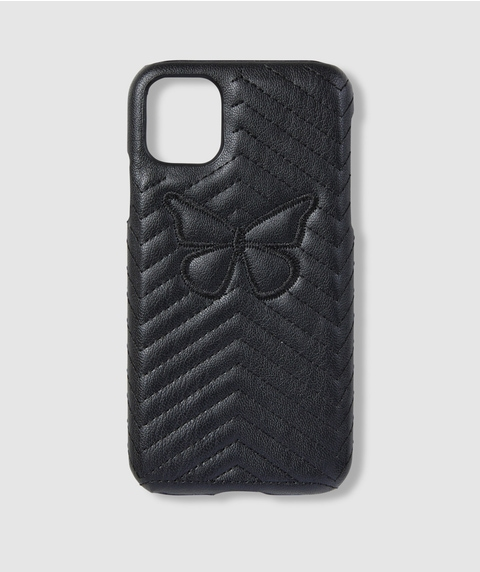 XR/11 BUTTERFLY QUILTED PHONE CASE