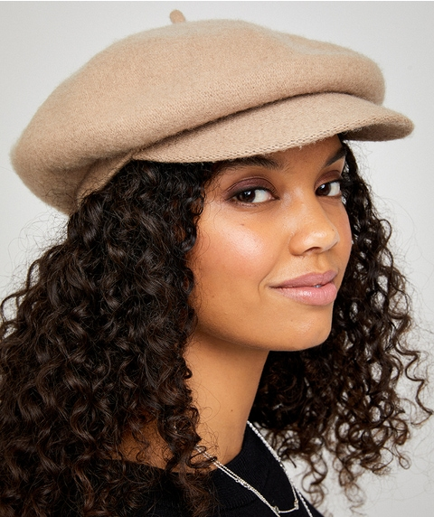 OLIVIA SLOUCHY CAP