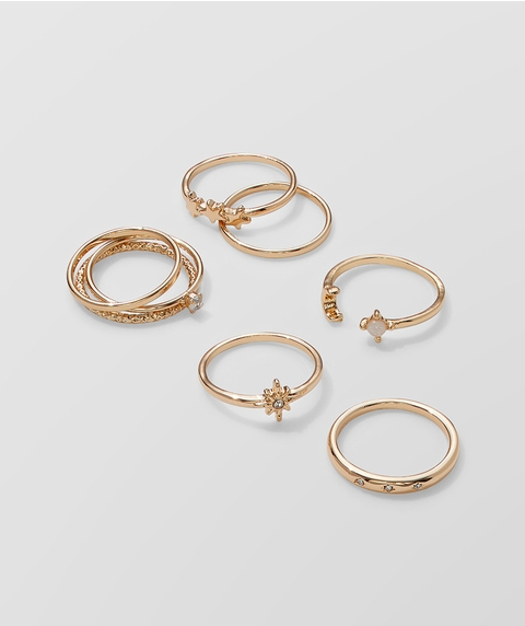 ECO - GOLD WISH RING PACK
