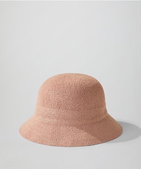 VANESSA YARN BUCKET HAT