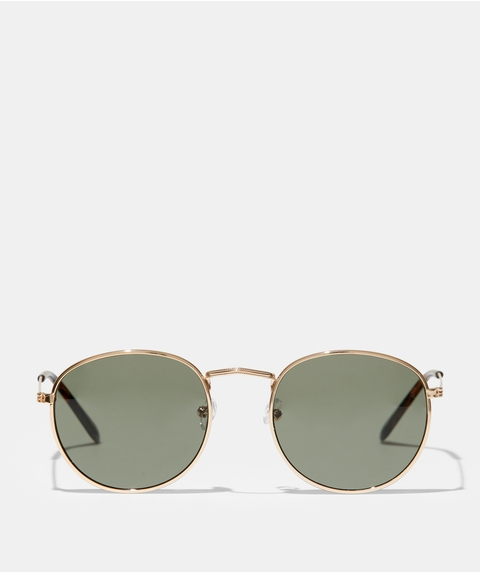 CLEARWATER SUNGLASSES - GOLD