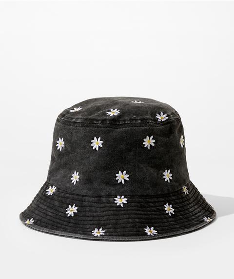BRYNN DAISY BUCKET HAT