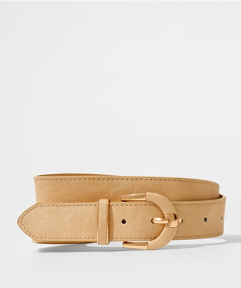 LUCY COVERED BUCKLE BELT