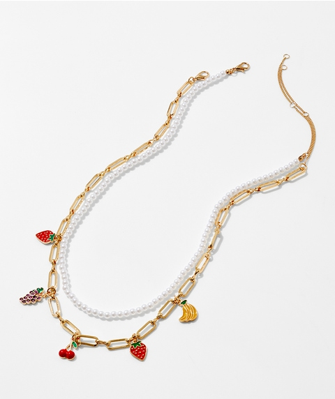PICNIC PEARL NECKLACE