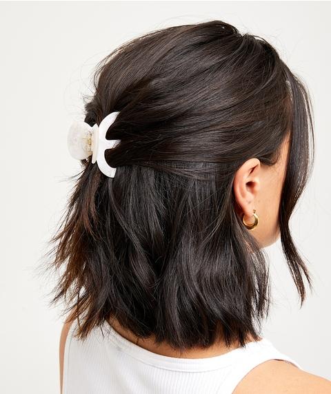 PEARL OCTOPUS HAIR CLAW