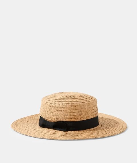 ISABELLA BOATER HAT
