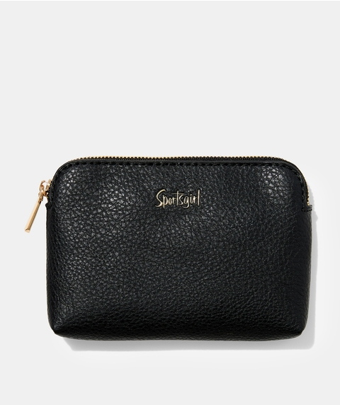 IVY POUCH - BLACK