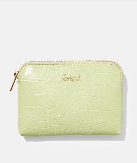 IVY POUCH - LIME