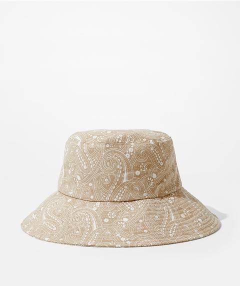 LUCY PAISLEY BUCKET HAT
