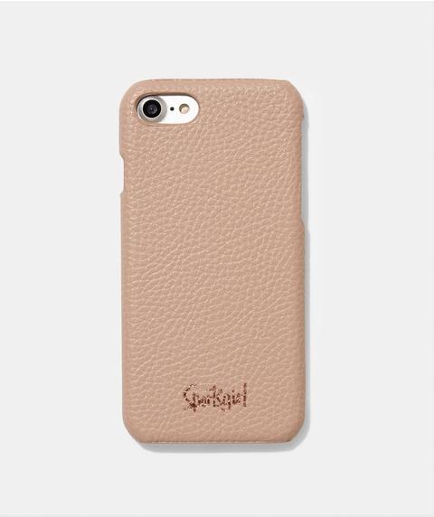 7/8 SPORTSGIRL PEBBLED PHONE CASE