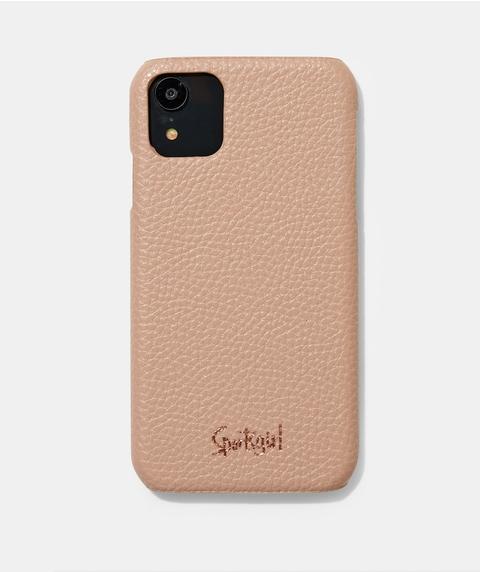 XR/11 SPORTSGIRL PEBBLED PHONE CASE