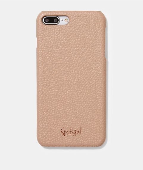 7+/8+ SPORTSGIRL PEBBLED PHONE CASE