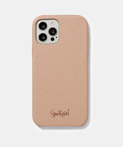 12 SPORTSGIRL PEBBLED PHONE CASE