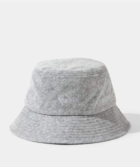 REWIND TERRY TOWELLING BUCKET HAT